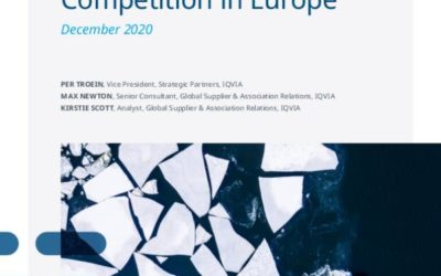 The Impact of Biosimilar Competition in Europe