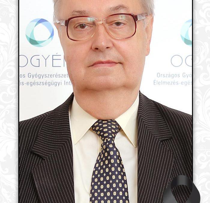Elhunyt Prof. Dr. Paál Tamás